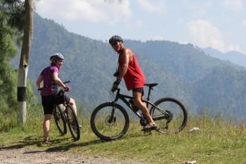 Lhasa to Kathmandu Cycling