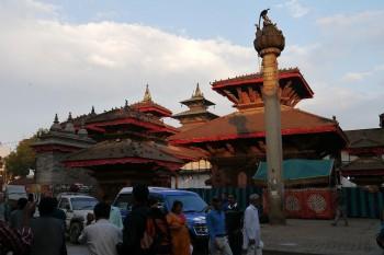 Sightseeing in Kathmandu Valley